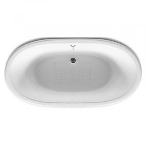 Ванна Newcast 170x85, медь