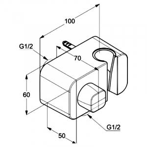 Подключение A-QA для шланга