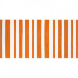 Декор Agatha 2 Lineas Naranja