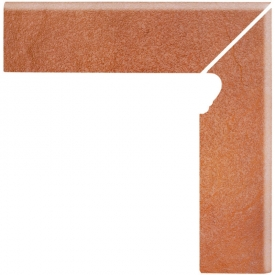 Клинкер Solar Orange Scurting Right Structura