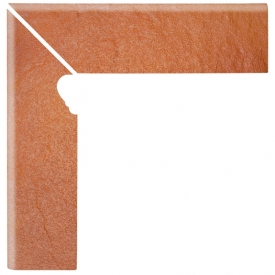 Клинкер Solar Orange Scurting Left Structura