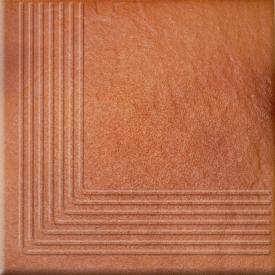 Клинкер Solar Orange Steptread Corner Structura