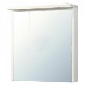 Шкафчик зеркальный Гермес 70, бежевый