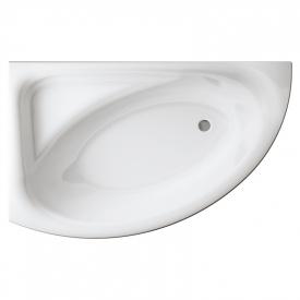 Ванна Meza 170x100, ліва