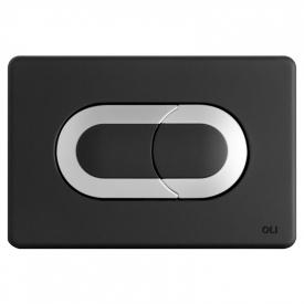 Кнопка Salina, черная