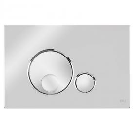 Кнопка Globe 3/6 хром