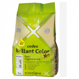 Затирка Brillant Color Xtra 1/2 бриллиантово-белый
