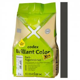 Затирка Brillant Color Xtra 10/2 антрацит