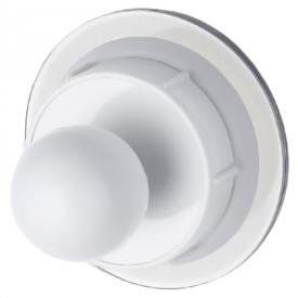 Гачок Eco круглий, білий