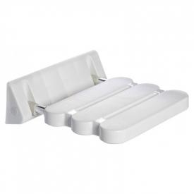 Сидіння Comfort з полірованої рамою