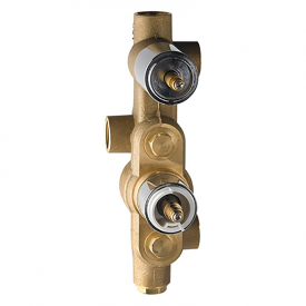 Вбудований механізм термостата Aquamax на 2 положення