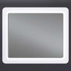 Дзеркало Ultra Cosmo White 108x83