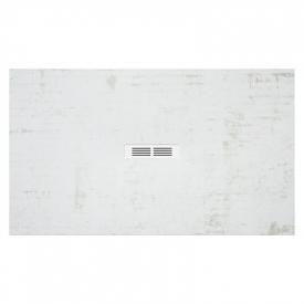 Піддон Helios 120x90 білий потертий