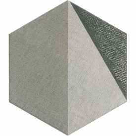 Грес Hextangram Fabric Grey