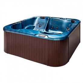 Гідромасажна ванна Laguna 213x213 з рамою