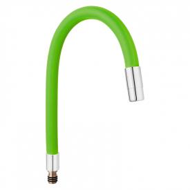 Излив Elastico для кухонных смесителей, зеленый