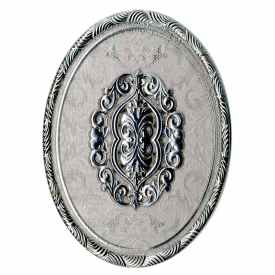 Декор-вставка Poem Medallion Plata Perla