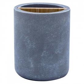 Стакан для зубних щіток Cement сірий