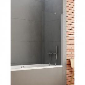 Шторка для ванни New Soleo 90 нерухома