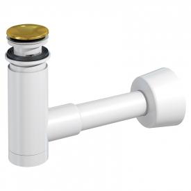 Сифон для раковини EasyClean золото