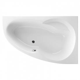 Ванна Newa Plus 150x95 з ніжками права