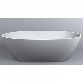 Ванна Estella 160x83 отдельностоящая матовая