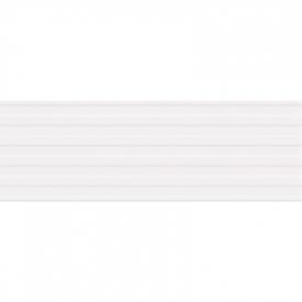 Кахель White Satin Structure Lines