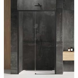 Душевая дверь Prime Black 120 L