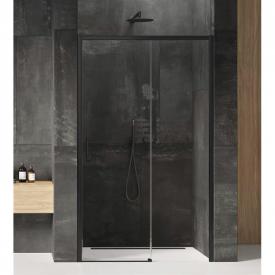 Душові двері Prime Black 120 R