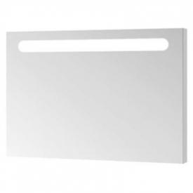 Зеркало Chrome 80, белый