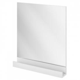 Зеркало 10° 55, белое