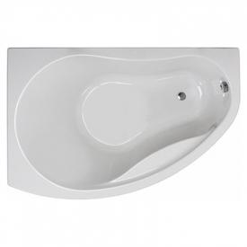 Акриловая ванна Promise 170 левая с ножками