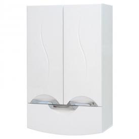 Шкафчик Глория подвесной, белый