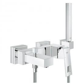 Змішувач EuroCube з душовим комплектом