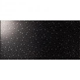 Кахель Aurea Negro 25x50