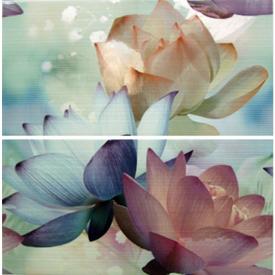 Декор Bloom Gris
