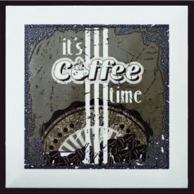 Декор Coffee Time Brown C
