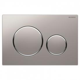 Кнопка Sigma 20, хром матовий
