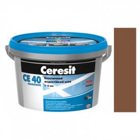 Затирка CE 40/2, темно-коричневая