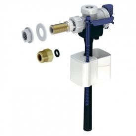 Клапан впускний тип 333, бічний підвід, ніпель з латуні