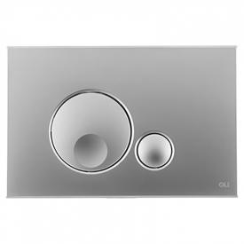 Кнопка Globe 3/6 матовий хром