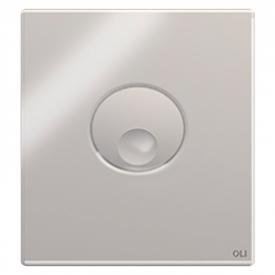 Кнопка Globe хром