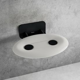 Сидіння Ovo-P II Clear/Black