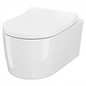 Чаша унітаза Inverto Stream On з сидінням Slim Wrap