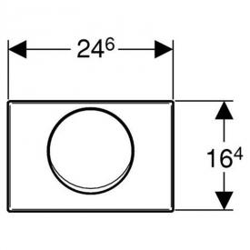 Кнопка Delta 15