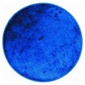 Килимок Round круглий, синій