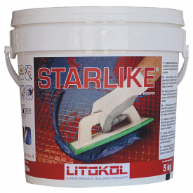 Затирка Starlike C.290 / 5 травертин