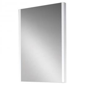 Зеркало Accent 50, белый глянец