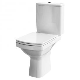 Унитаз Easy Clean On с сиденьем