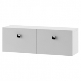 Шкафчик подвесной Flex 60, белый глянец